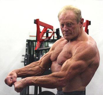Dave Draper - 60