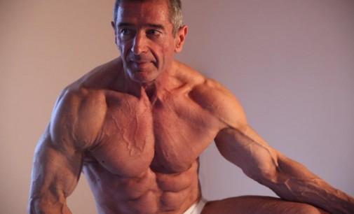 Kaip atrodo vyresnio amžiaus sportininkai kultūristai?