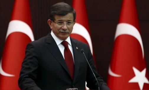 Turkijos premjeras: Numuštas lėktuvas neturi atitraukti pasaulio nuo kovos su ISIL