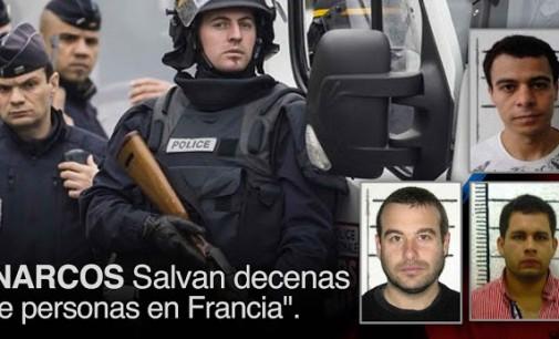 Paryžiuje kolumbiečių  narkomafijos atstovai nušovė ISIL smogikus su automatais įsiveržusius į kavinę