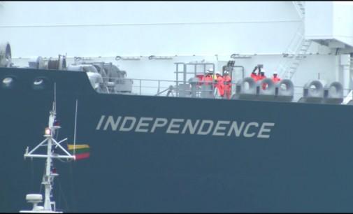 Pritarta SGD terminalo-laivo  išpirkimui