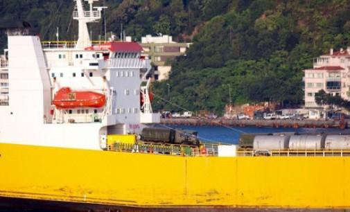 Turkija paleido tris iš keturių sulaikytų Rusijos laivų