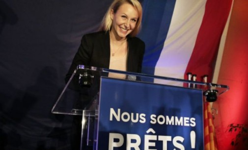 "Prancūzija: ""Nacionalinis frontas"" surenka 28% balsų"