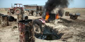 sirijos nafta
