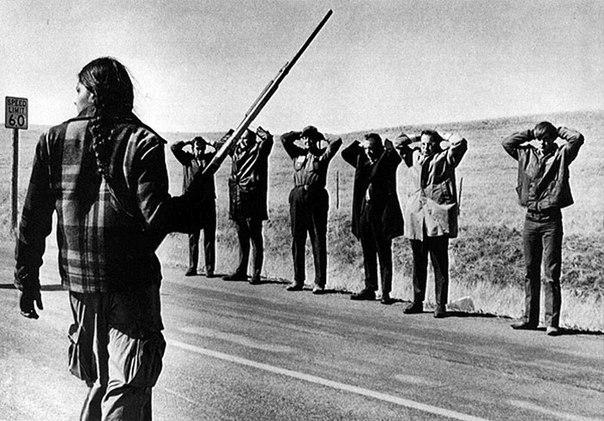indėnų įkaitai