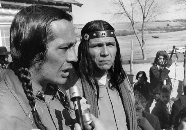 Indėnai skelbia reikalavimus