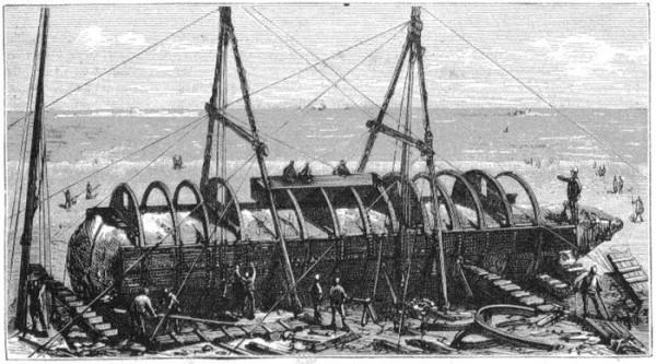 Kleopatros konteineris