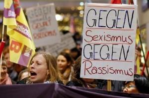 prieš seksizmą
