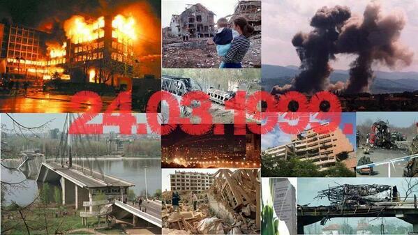 Jugoslavijos bombardavimas