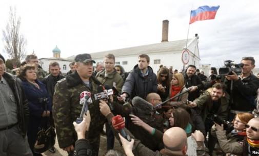 Vakarai sunerimę: Rusija laimi informacinį karą buvusios TSRS teritorijose