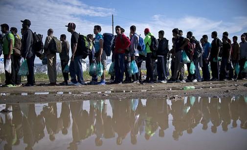 Migrantai: diplomatinė Europos krizė