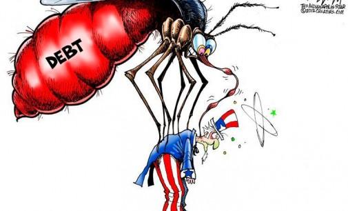 Ronas Polas. Žingsniai sutinkant naują didžiulę krizę JAV