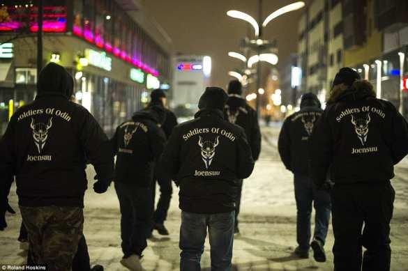 nacių patrulis