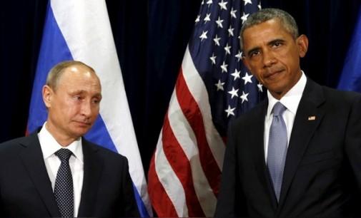 Die Zeit: Baigusios karą Sirijoje JAV ir Rusija imsis Europos padalijimo