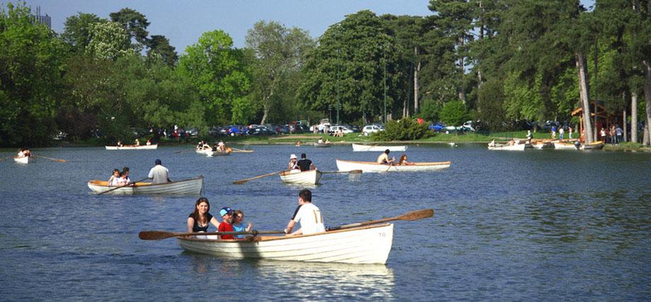 Bois de Boulogne parkas