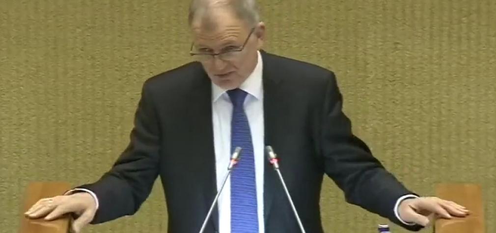 Vytenis Andriukaitis: kol mes Konstituciją gerbsime, jos klausysime, tol turėsime šalies ramybę