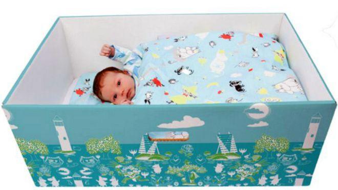 Dėžutė kūdikiui 01