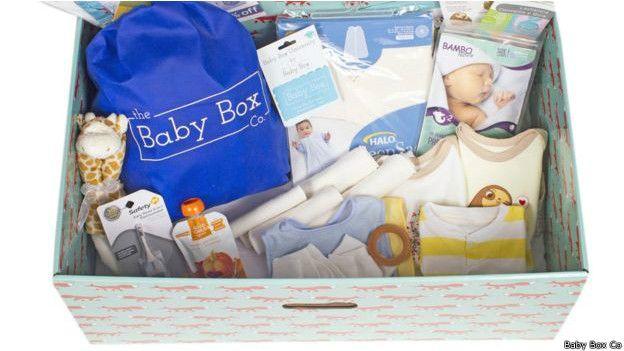Dėžutė kūdikiui 7