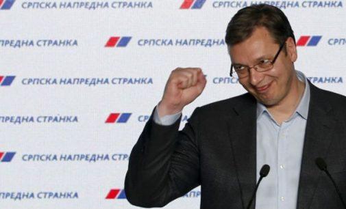 Rinkimai Serbijoje: valdančioji partija paskelbė apie savo pergalę