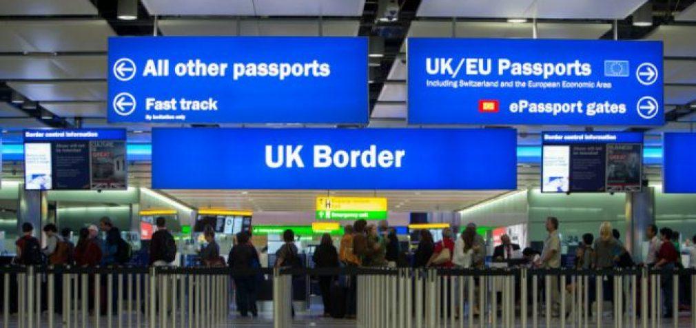 Britanijoje aptikta dar 1,2 milijono imigrantų iš ES šalių