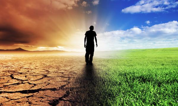 klimato pasikeitimas
