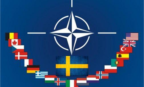 Rusijos grėsmė privertė Švediją atsisakyti neutraliteto