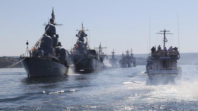 Rusijos karo laivai