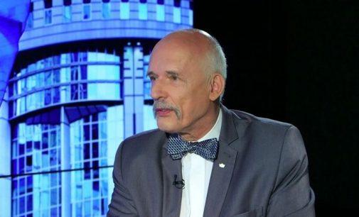 Korwinas-Mikke: Lenkija turi pasitraukti iš ES paskui Britaniją