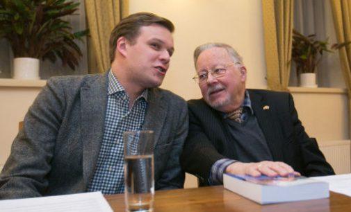 """Gabrielius Landsbergis: """"Laikas pradėti Vengrijos pašalinimą iš Europos liaudies partijos"""""""