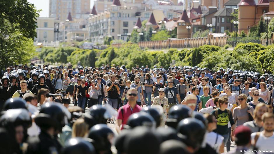 LGBT paradas Kijeve