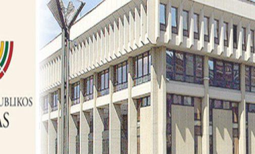 Seimo Etikos ir procedūrų komisija nutarė nepradėti tyrimo Aušros Maldeikienės klausimu