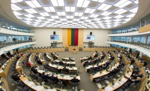 Lietuvos Seimas įteisino teismo nesankcionuotą piliečių sekimą