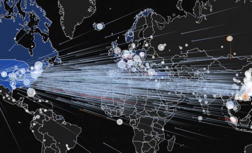 Le Figaro: Rusijos spec tarnybos nukenksmino stambų programišių tinklą