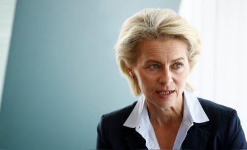 Prezidentas Gitanas Nausėda išreiškė palaikymą telefonu kandidatei į EK Pirmininkes Ursulai von der Leyen