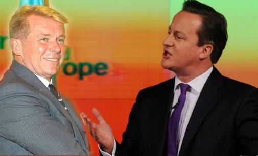 Konservatorius referendumą Britanijoje vadina politinio neatsakingumo pavyzdžiu