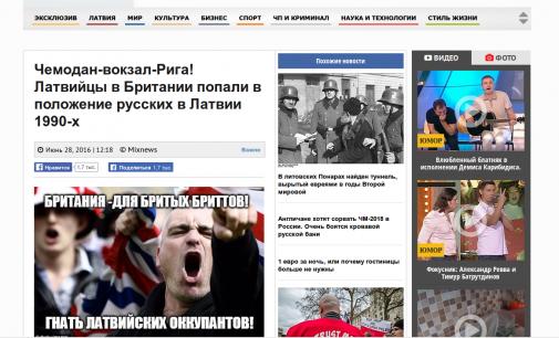 """Latvijos žinios: Britai sako """"Lauk!"""" latvių darbo migrantams"""