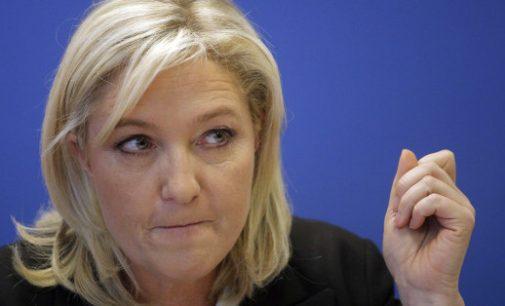 Holandas atsisakė Le Pen rengti referendumą dėl Prancūzijos pasitraukimo iš ES