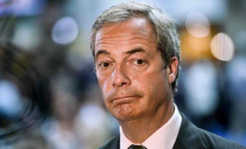UKIP lyderis Nigel Farage paskelbė apie savo atsistatydinimą