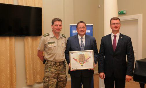 NATO atstovai patikino, jog esant grėsmei Lietuva sulauks NATO partnerių pagalbos