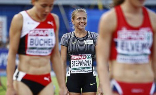 Daily Mail: Informatorė Stepanova pasiskundė neteisingu TOK sprendimu