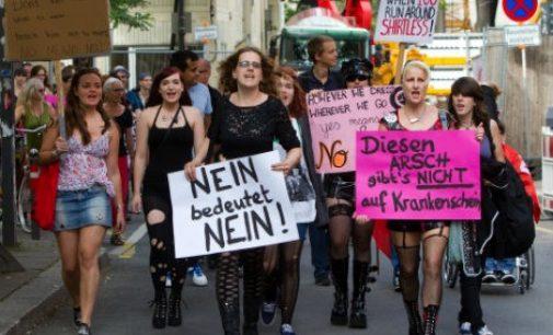 """Vokietija: """"Ne"""", reiškia """"ne""""!"""