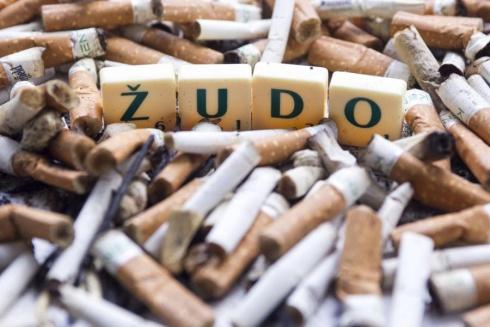 tabakas žudo