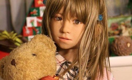 Japonijos kompanija pedofilams gamina sekso lėles, atrodančias lyg maži vaikai