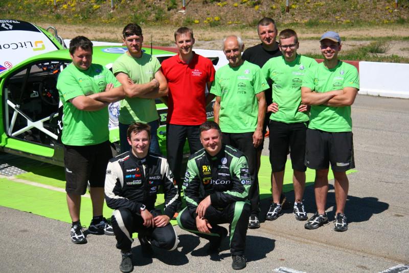 ES Motorsport komanda