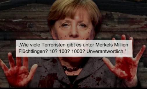 Europos dešinieji kritikuodami užsipuolė Angelą Merkel