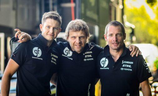 """Benediktas Vanagas: """"ENEOS 1006 km lenktynės""""  mums yra antros po Dakaro"""