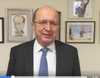 """Andrius Kubilius pristatys Lietuvos iniciatyvą """"Ukraina – 2027"""""""