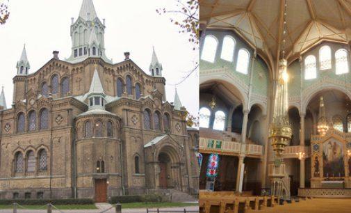 """Kultūrinis turtėjimas: musulmonas daužo bažnyčios stiklus, o italų šventasis papuoštas įrašu """"Allach Akbar"""""""