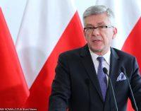Lenkijos Senate buvo sukritikuotas Ukrainos Rados įstatymo projektas apie ukrainiečių genocidą