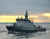 Lietuvos teritorinėje jūroje ir išskirtinėje ekonominėje zonoje vyks pratybose BALTRON SQUADEX II-16